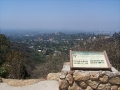 Nancy Hoover Pohl Overlook: Mulholland Dr