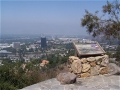 Universal City Lookout: Mulholland Dr